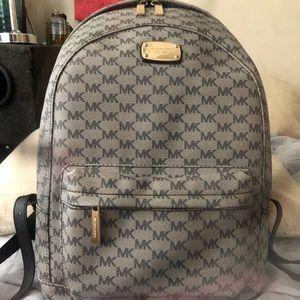 Michel kors medium sized backpack